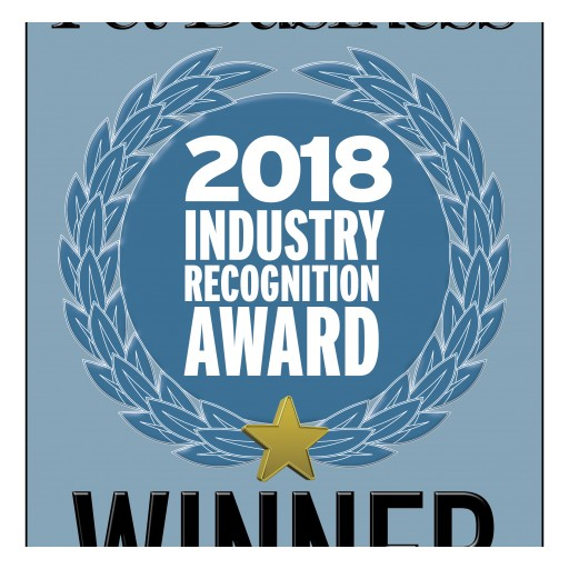 BoxiePro Wins 2018 Pet Business Industry Recognition Award