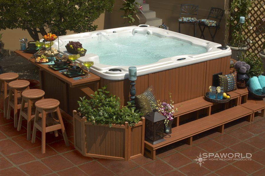 Get Your Backyard Summer Ready With Emerald Springs Spas