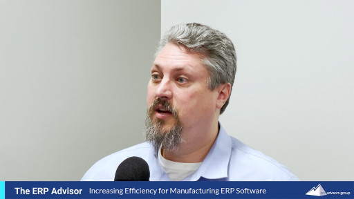 ERP Advisors Group Offers Insights Into Manufacturing ERP Solutions
