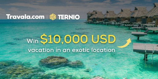 Ternio and Travala.com Announce European BlockCard Launch With $10,000 Trip of a Lifetime