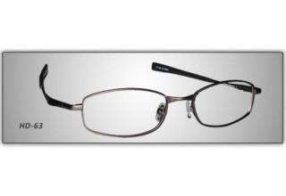 Hudson Optical Hi- Def Series 63 Eyeglasses