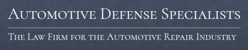 Automotive Defense Specialists Announces Update to Key Page on STAR Invalidation Issues Vis-a-Vis the Bureau of Automotive Repair