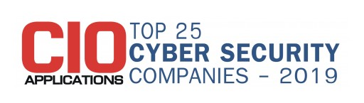 CYFIRMA Named in CIOApplications 'Top 25 Cybersecurity Companies - 2019'