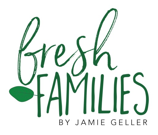 Jamie Geller Announces Fresh Families - a Healthy Meal Plan for the Whole Family