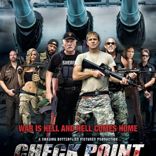 "Bill Goldberg to Debut ""Check Point"" Trailer at Santa Fe Comic-Con"