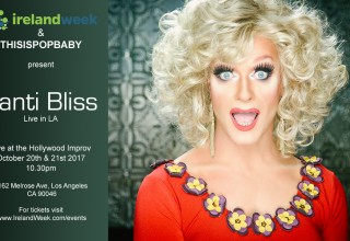 Panti Bliss: LIVE in LA Oct 20 & 21 at Hollywood Improv