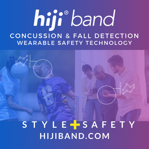 Movement Interactive Selected to Pitch Its Hiji®band Concussion & Fall Detection Wearable Tech at 2021 BIO International Convention