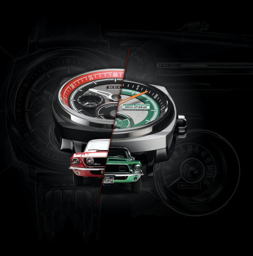 Danish watch brand, REC Watches, gives new life to the World's Most Expensive Mustang!