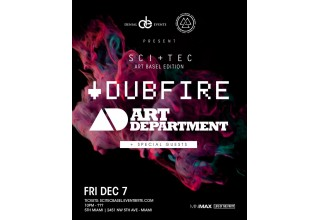 Dubfire and Art Department