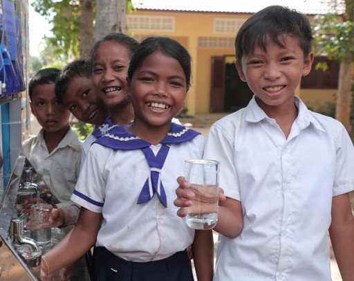 Planet Water Foundation Brings Life-Changing Access to Clean Drinking Water to Communities Across 5 Countries as Part of World Water Day Activation