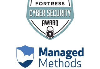 ManagedMethods Wins 2019 Fortress Cyber Security Award