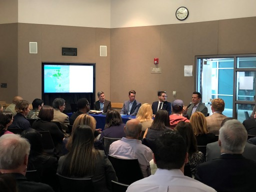 Community Leaders Gather in South County to Learn More About San Diego's Opportunity Zones