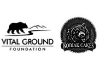 Vital Ground and Kodiak Cakes logos