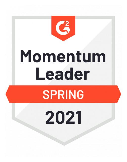 Membrain Named Momentum Leader in G2 Spring '21 Report