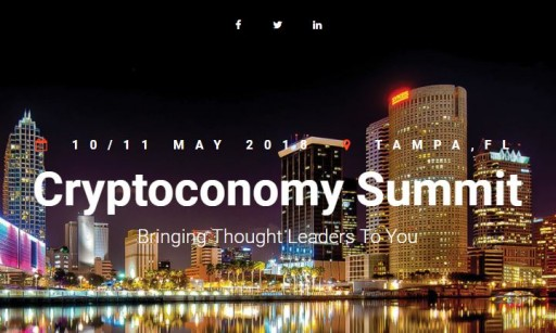 Cryptoconomy Summit Announces Date Change for Their Inaugural Event