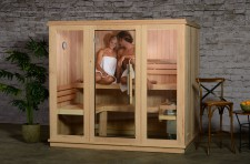 Braxton - 6 Person Sauna