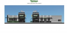 Nathan's Famous New Store Design