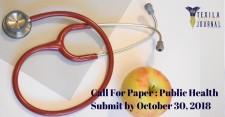 Texila International Journal, Public Health
