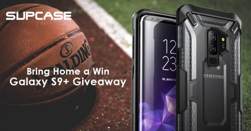 i-Blason and SUPCASE Celebrate Drop Test Victory With Galaxy S9+ Giveaways