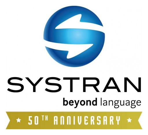 SYSTRAN Celebrates 50 Years in Business