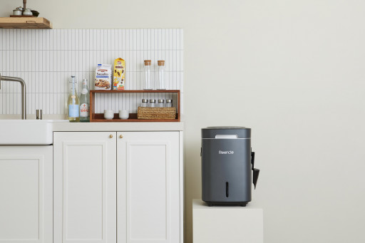Reencle Makes Composting Easy Through an Innovative Food Recycler
