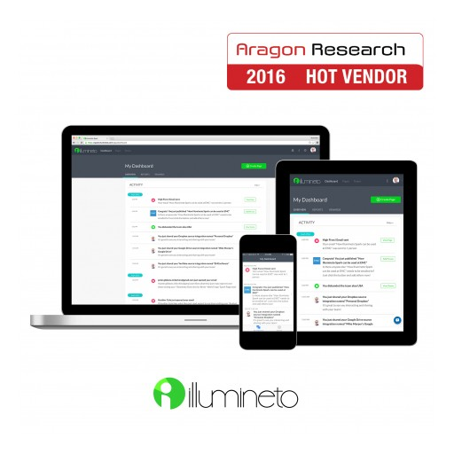 Illumineto Selected as Hot Vendor in Growing Sales Engagement Platform Market