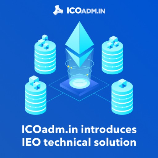 ICOadm.in Announces IEO (Initial Exchange Offering) Technical Solution