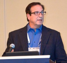 Emium Lighting founder Bob Cantarutti