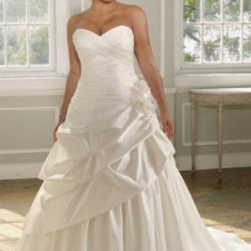 Shopping Plus Size Wedding Dresses on a Budget - 1dressau Online
