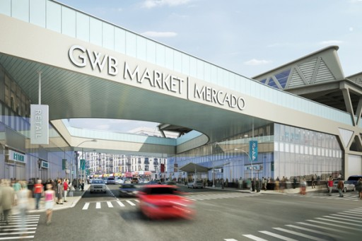 Largest Digital Billboard North of Times Square to be Erected by RCBS Media Group at George Washington Bridge Market/Mercado