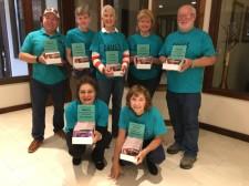 Pasadena Drug-Free World volunteers