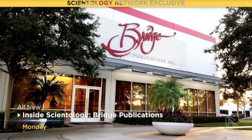 INSIDE SCIENTOLOGY Looks at Bridge Publications Meeting the Demand for Religious Materials