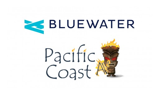 Bluewater Announces Strategic Alliance With Pacific Coast AV