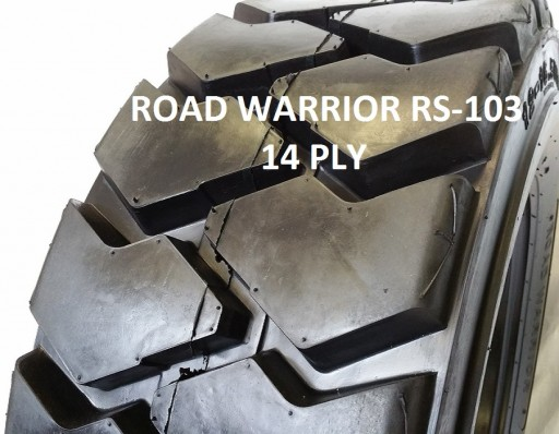 ROAD WARRIOR Tires, the Global Leader in the Tire Industry for Truck, Loader, and Bobcat Skid Steer Tires
