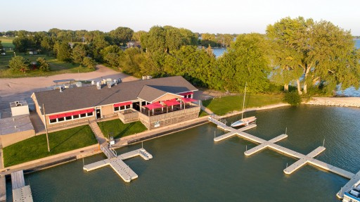 LakeShore Marina Bar & Grille - a Johnson Lake Mainstay - for Sale at Online Auction From November 8-14; Owners' Home Also Available