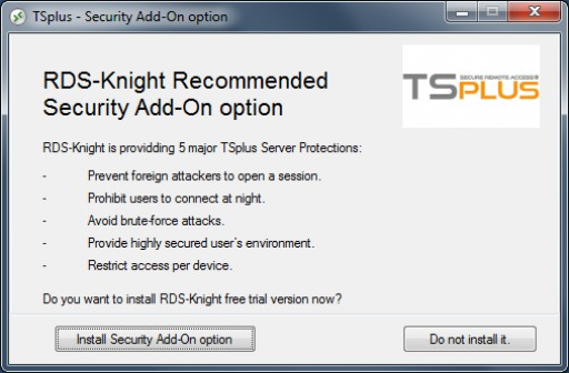 Security at the Core of TSplus New 11.40 Release