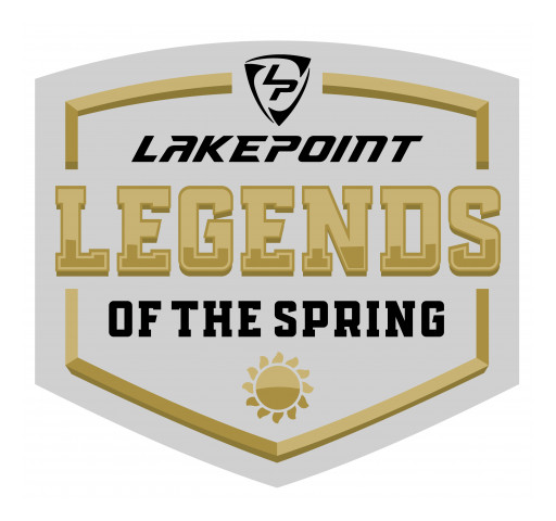 Momentum Continues as LakePoint Sports Adds New Technology Ahead of Legends of the Spring Event