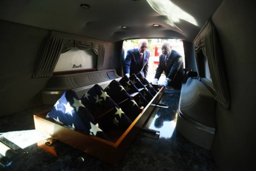 New Jersey Firefighter and Fitness Studio Owner Participates in Mission of Honor to Bury Cremains of Unclaimed Veterans