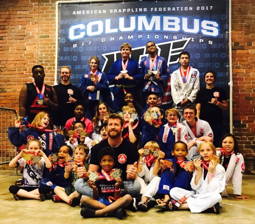 Georgia BJJ Instructor Leads team to American Grappling Federation Championship