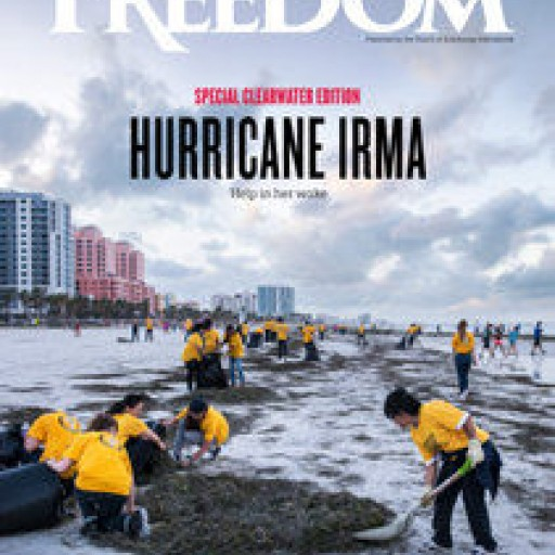 Freedom Magazine Florida Edition Proves That 'Something Can Be Done About It!'