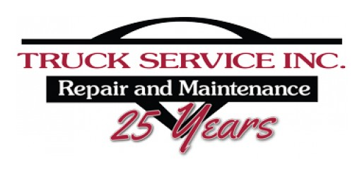 Truck Service Inc. Celebrates 25 Years