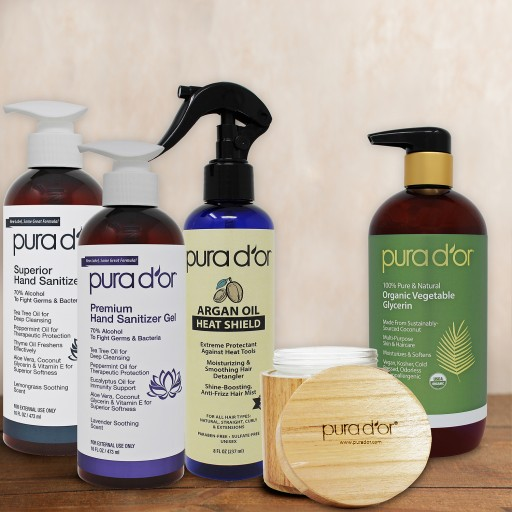 PURA D'OR Announces Availability of Five New Products