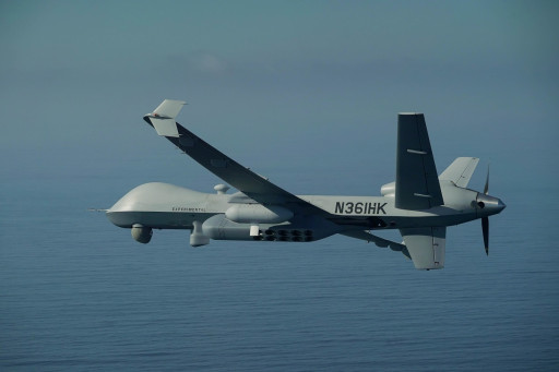 GA-ASI Completes Unmanned Aircraft Anti-Submarine Warfare Demonstration of Sonobuoy Dispensing & Remote Processing