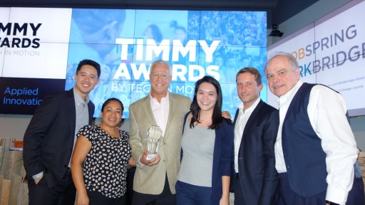 Timmy Awards Names MSC Software Best Tech Work Culture 2017