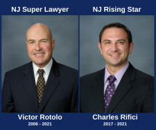 Rotolo Karch Law attorneys Victor Rotolo and Charles Rifici