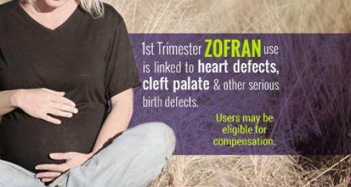 Zofran Use Tied to Cleft Lip, Cleft Palate Birth Defects