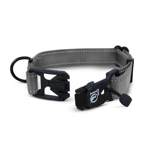 A Smarter Dog Collar: Smart Snap Magnetic Dog Collar by Pup IQ