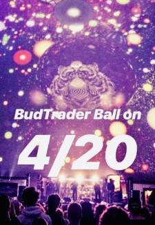 BudTrader Ball on 4/20/2019