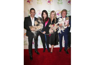 Executive Board of the Vanderpump Dog Foundation at the Premiere