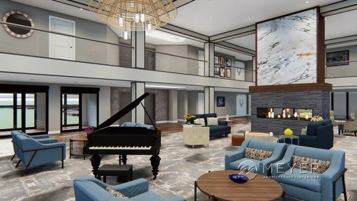 Chelsea Offers Luxury Independent Living Property With Unprecedented Amenities